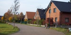 Wohnraum für Familien